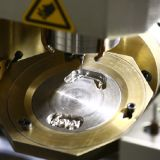 Máquina de grabado dental de la leva del CNC cad de las mayores niveles para el laboratorio
