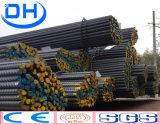 Rebar de acero 10-25m m de ASTM Gr40 de China Tangshan