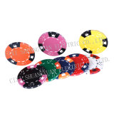 14G Clay 3color Crown Dice Chip (SY-E06-1)