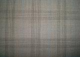 Ткань проверки костюма Polyeter шерстей