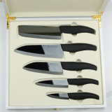 Miroir Blade Ceramic Noble Knife Damas Knife Set comme Promotional Gift