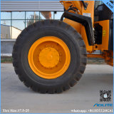 3 затяжелитель журнала Backhoe 630 затяжелителя колеса Китая тонны передний