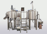 cervecería del micr3ofono del equipo de la fabricación de la cerveza 3bbl