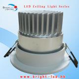 Il disegno alla moda LED messo alloggiamento bianco giù si illumina