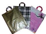 Затавренные способом мешки несущей ручки петли для одежды (FLL-8357)