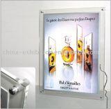 高輝度DIY広告屋外LEDライトボックス