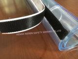 Rideaux en PVC avec la bande magique
