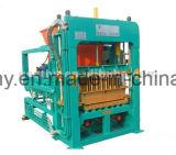 Usine de brique de Qt4-15c à vendre la machine de fabrication de brique de cavité de la colle