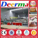 Painel de parede da linha de produção do perfil do teto do PVC/PVC que faz a máquina