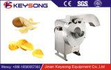 Linha de processamento preço das microplaquetas do vegetal e da fruta da máquina das microplaquetas do dedo
