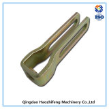 Processo Forjado de bloco de parada de aço inoxidável personalizado