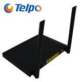 De Telpo Bijgewerkte Router van VoIP van de Lage Kosten van Technologie