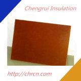 Feuille phénolique de stratifié de tissu de coton de la vente 3025 chauds