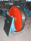 Machine verticale de scie à ruban de découpage en bois, scierie en bois de découpage