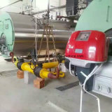 Efficience Oil Gas Fired Steam Boiler