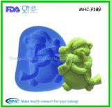Медведь Shape 3D Silicone Molds для Fondant