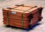 Messingmaterial-und Platten-Form-elektrische kupferne Kathode