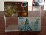 A4 크기 잉크 제트 PVC 장 신용 카드 은행 PVC ID 카드 PVC는 물자를 카드에 적는다