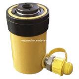 cilindro oco hidráulico padrão americano do atuador de 20t 51mm (RCH-202)