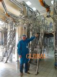 Línea máquina de la extracción del extractor de la hierba del acero inoxidable de Automtic del concentrador