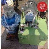 100 Tonnen-Öl-Zylinder 5.5 der Kilowatt-des MotorA37-F-R Schmieröltank-Hydraulikanlage Tauchkolbenpumpe-200L