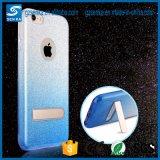Case com suporte para iPhone Glitter Case para iPhone 7
