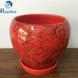 POT di ceramica della piantatrice del giardino per la promozione con le azione
