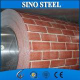Bobina d'acciaio ricoperta colore ricoperta colore del TUFFO caldo PPGI di Dx51d