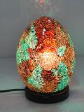 Mosaik-Tisch-Lampe für Dekoration mit Cer und RoHS (E1334)