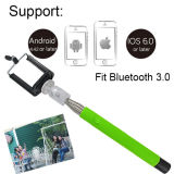 Colorful Built-in Bluetooth Shutter Selfie Stick pour téléphone portable