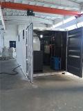 Generatore mobile dell'ossigeno con il contenitore