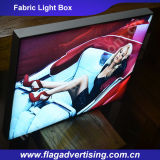 First Quality China Hersteller von LED-Fabric Light Box