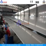 Belüftung-Vakuum, das Blatt-Produktionszweig/Strangpresßling-Zeile für Tür-Panel bildet