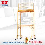 500kg chargeant la tour d'échafaudage mobile (YH-SD602)