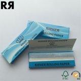 Papel de balanceo natural del tabaco de cigarrillo de la goma de una talla más rica de 20GSM Sinlge