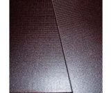 Black / Brown / Anti-Slip Film enfrentou madeira compensada com álamo / Hardwood Core for Construction (HB002)