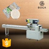 Equipamento de empacotamento automático da máquina de embalagem do sabão da lavagem do sabão do bebê do sabão de toalete