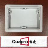 Porta de acesso branca/painel de acesso plástico AP7611 do ABS
