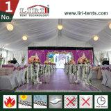 Tienda de cristal de 500 personas para el banquete de boda temporal al aire libre