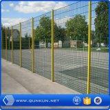 庭のための溶接された網庭の塀の倍によって溶接される鋼鉄塀