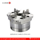 제품을 죄기를 위한 CNC EDM 선반 물림쇠