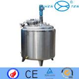 De sanitaire Tank van het Water van het Roestvrij staal van de Rang