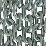 Cadena de acoplamiento corta de acero de Galivanized DIN766
