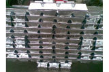 최고 가격을%s 가진 알루미늄 합금 주괴 ADC12