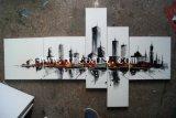 Pinturas modernas del extracto del grupo (New-052)