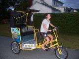 Педаль промотирования и электрическая рикша Pedicab