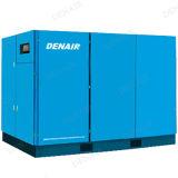 compresor de aire conducido directo del tornillo de la presión baja 3bar para la materia textil
