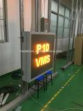 Sinal movente sem fio da mensagem de Varaible do indicador de mensagem do diodo emissor de luz de P10 P16 P20 P25 P31.25