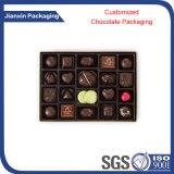 Chocolat en plastique personnalisé empaquetant pour le chocolat