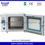 Vacuum PumpのLCD表示Vacuum Drying Oven